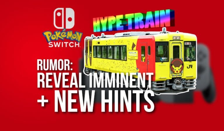 RUMOR: Gaming Insider Says Pokémon Switch Reveal Imminent