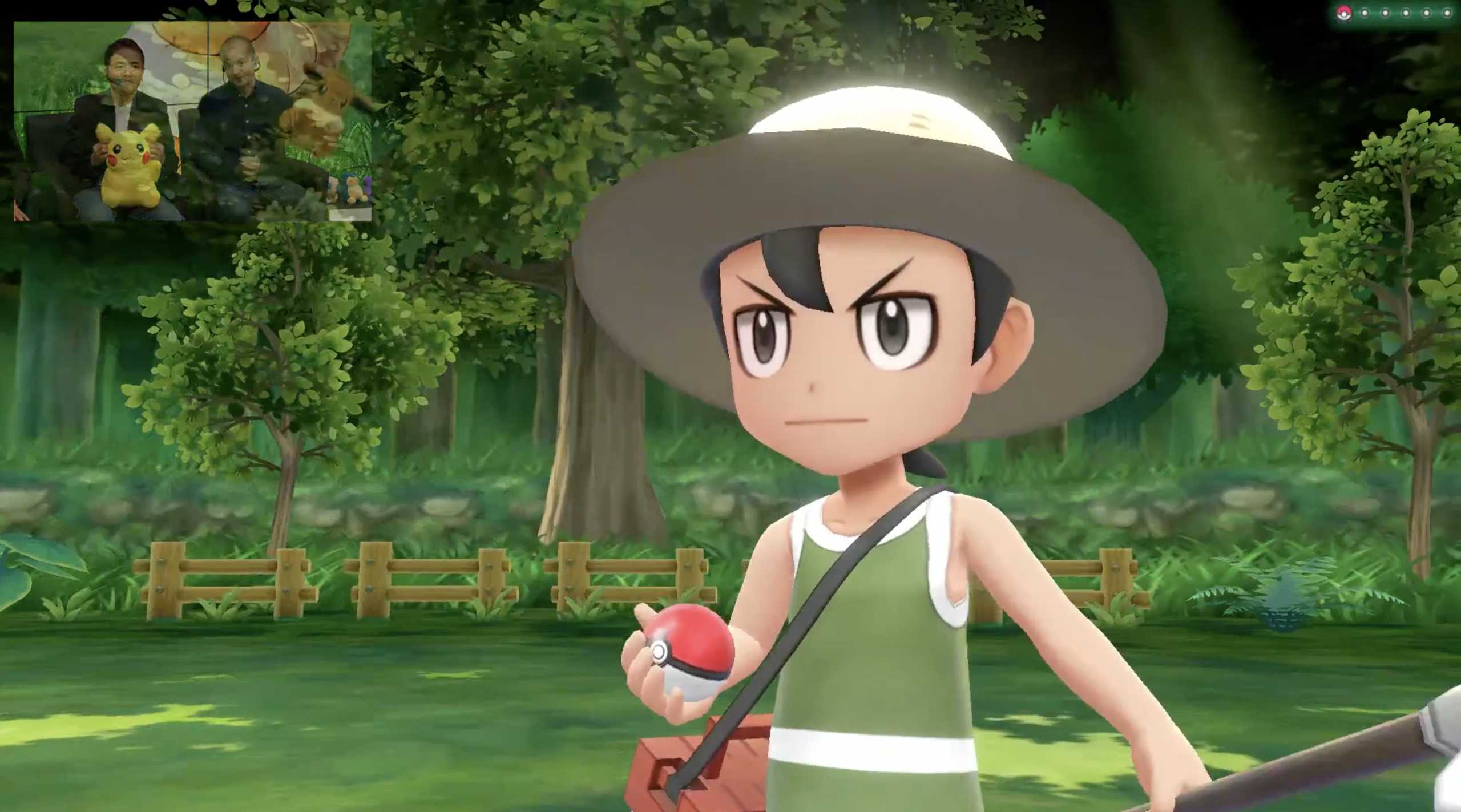 New Pokémon Let's Go! Pikachu & Eevee Details Revealed
