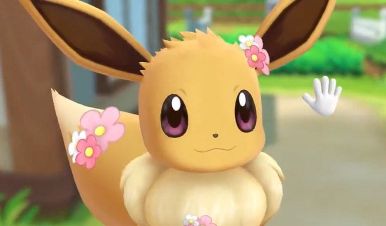 New Pikachu & Eevee Customization Shown for Let's Go!