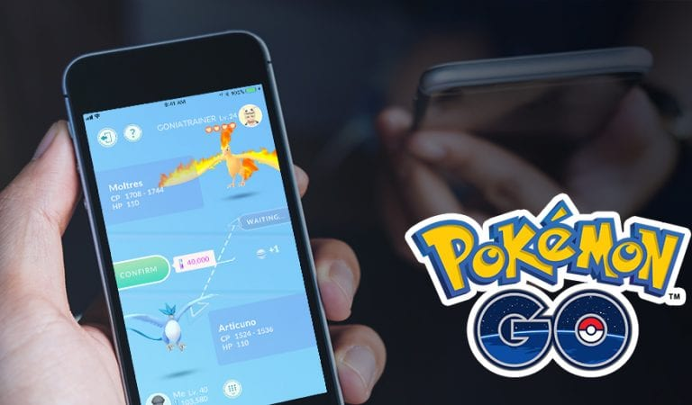 Trading Coming to Pokémon GO