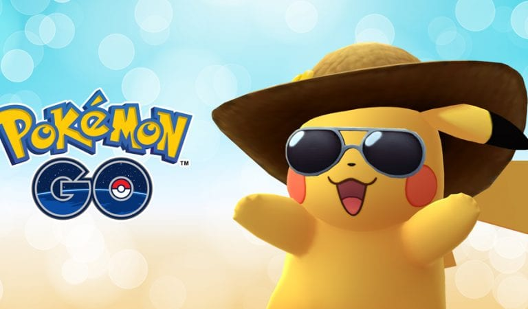 Pokémon GO Celebrates 2 Years