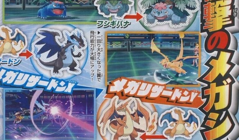 September CoroCoro Leak Brings New Let's Go! Information