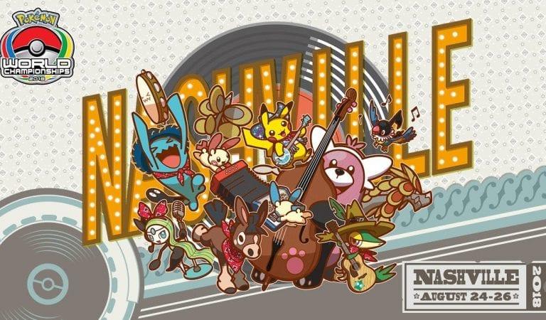The 2018 Pokémon World Championships Begin! (TCG UPD)
