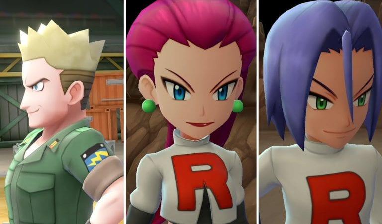 Mega Evolution Showcased in New Let's Go! Trailer