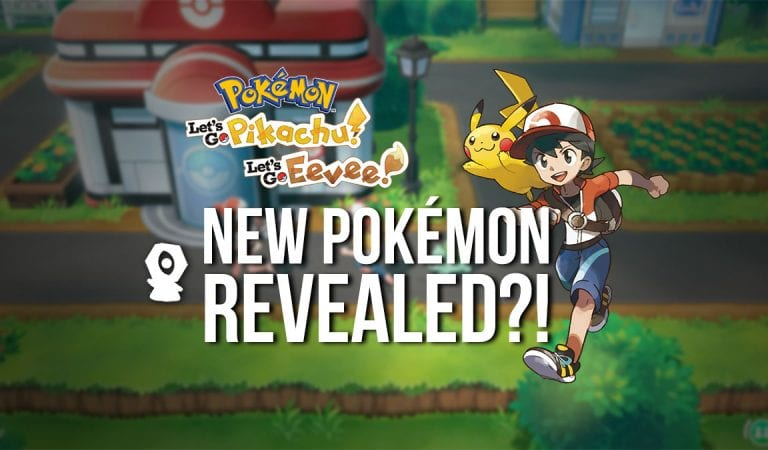 New Pokémon Accidentally Revealed?! (UPD: Live Spottings in GO)