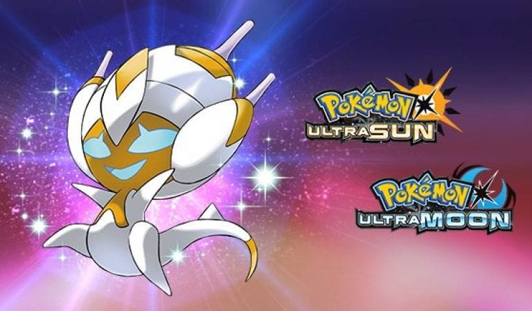 Shiny Poipole Distribution Announced!