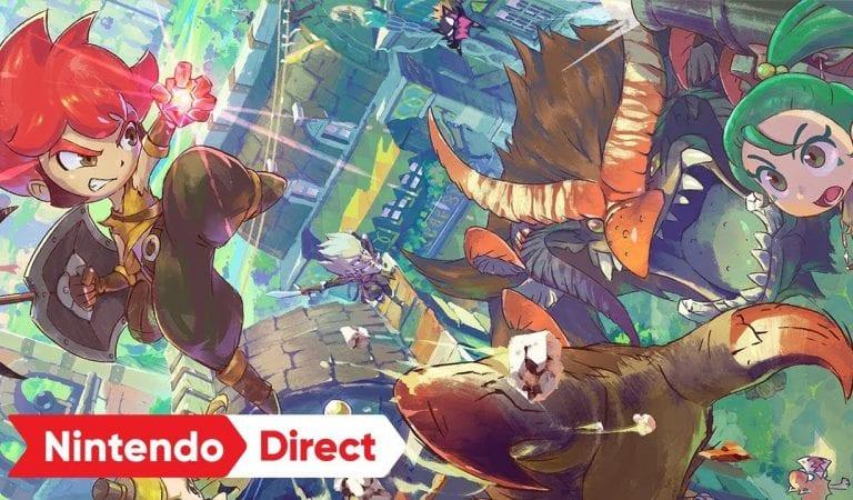 Game Freak Announces New Nintendo Switch Game 'Town'