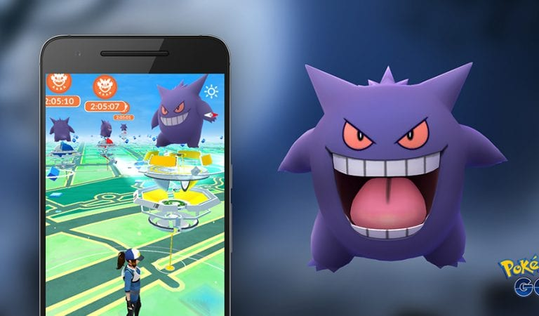 Gengar Raid Day Announced