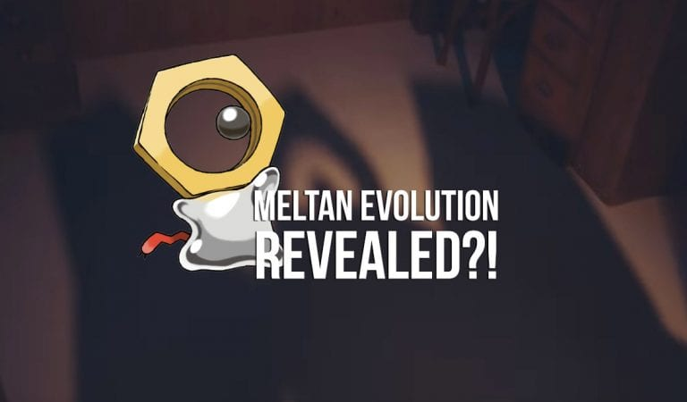 RUMOR: First Images of Meltan's Evolution?