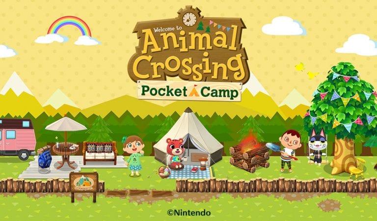 Animal Crossing: Pocket Camp Announces Pokémon Event