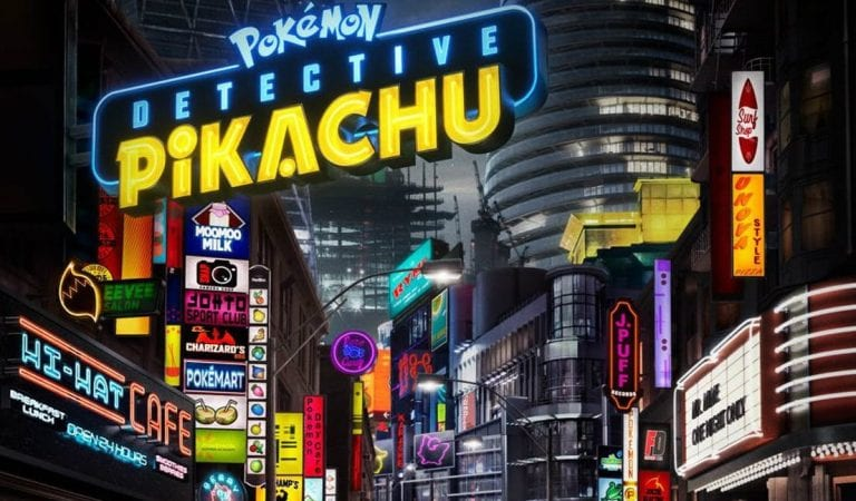 First Trailer for Detective Pikachu Movie Drops