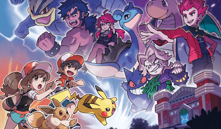 Elite 4 and More Revealed in New Let's Go! Trailer