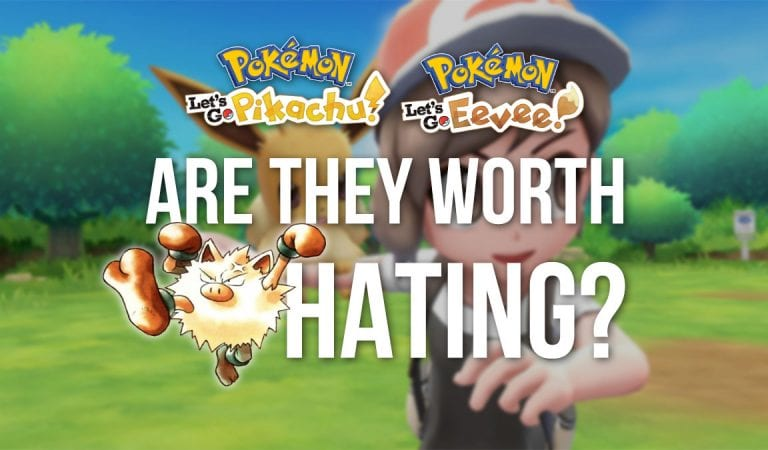 Are the Let's Go! Games Worth Hating?