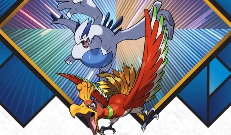 Lugia & Ho-oh Distribution Begins