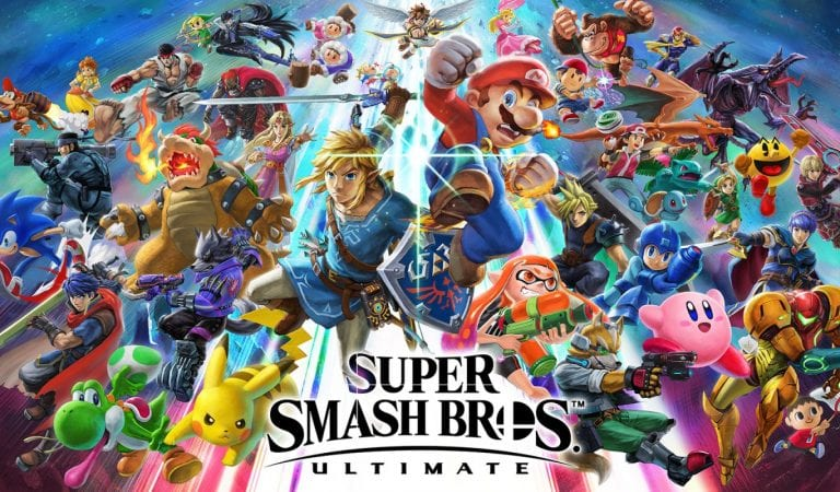 Smash Brothers Ultimate Begins Global Release