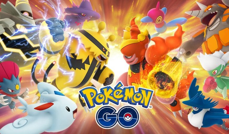 Pokémon GO Officially Launches Trainer Battles