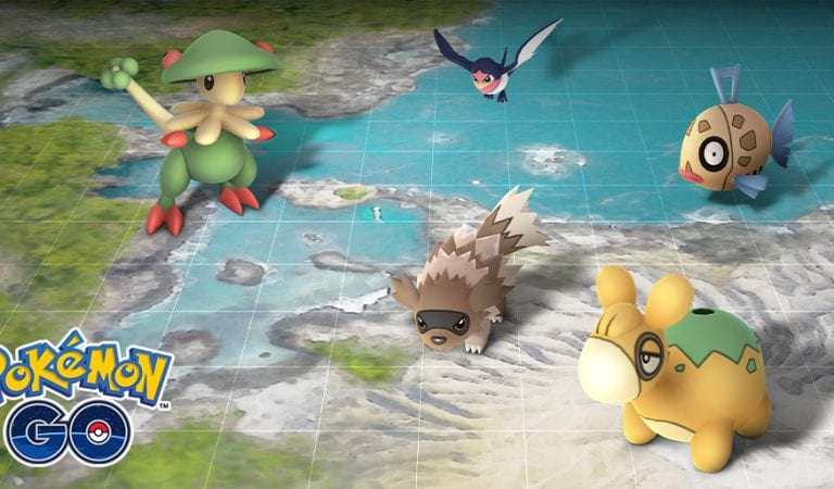 Hoenn Event Coming to Pokémon GO