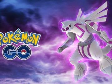 Pokémon Go adds Palkia to raids