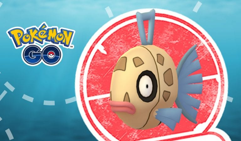 Feebas Gets Limited Research Event