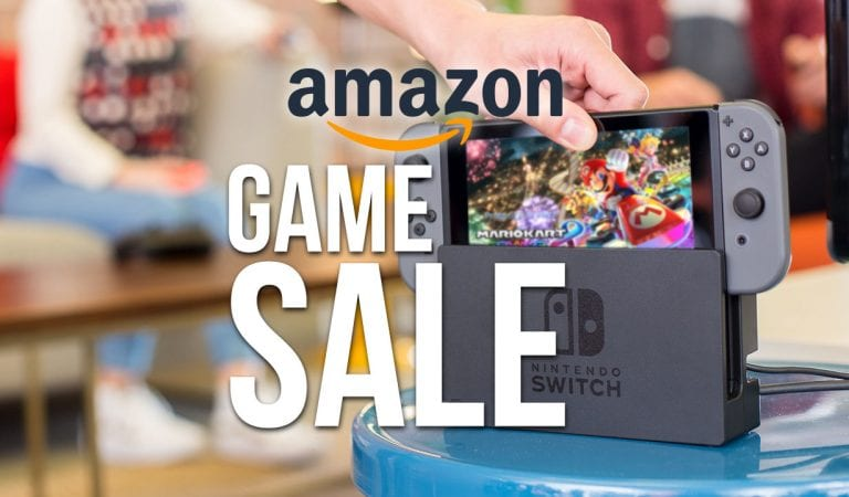 Amazon Sale on Hit Switch Titles