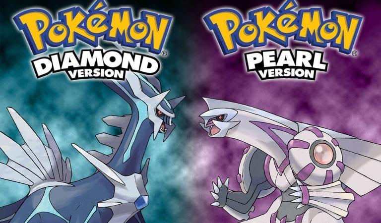 Pokémon Diamond & Pearl Turn 12!