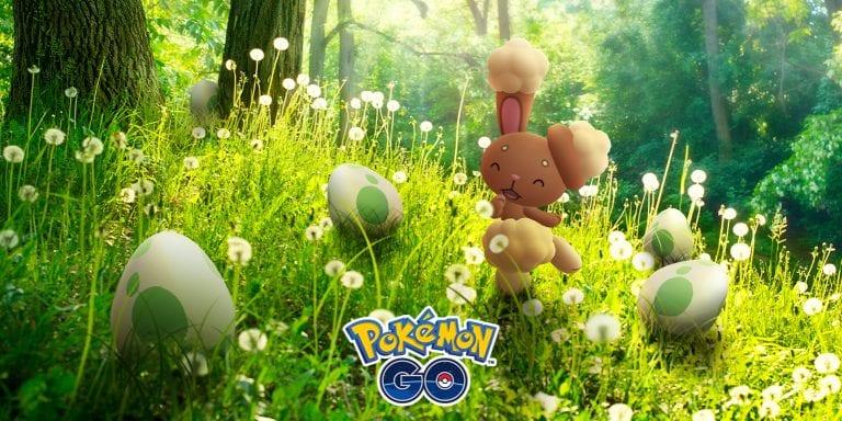 Pokémon Go Eggstravaganza