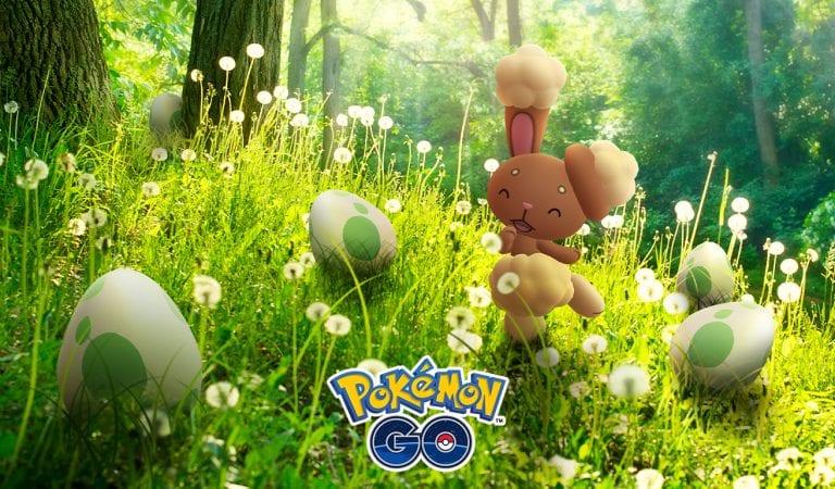 Pokémon GO Eggstravaganza & Lucky Friends