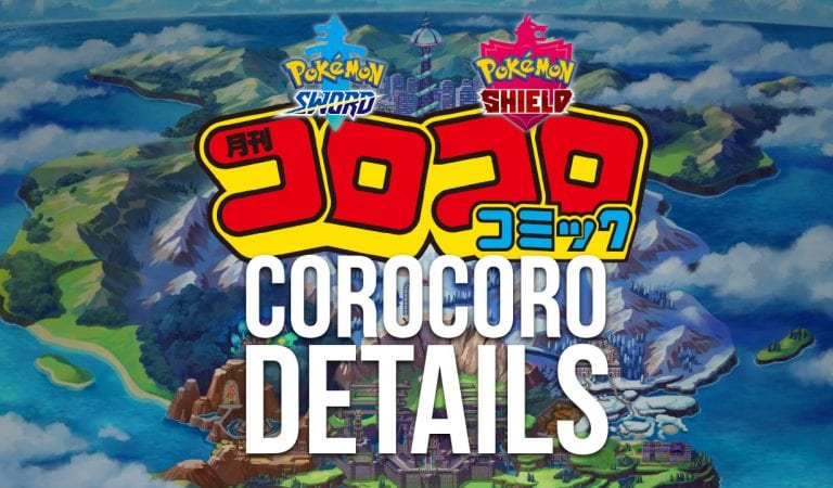 First May CoroCoro Details Revealed