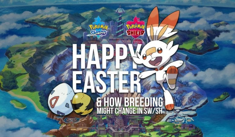 Happy Easter: How Breeding Could Get Better in Galar