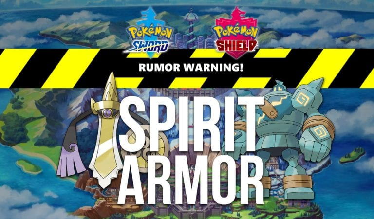 RUMOR: Pokémon Sword & Shield to add 'Spirit Armor'