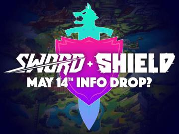 Pokémon Sword & Shield May 14