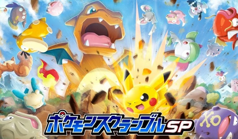Pokémon Scramble SP Releasing Soon for iOS/Android