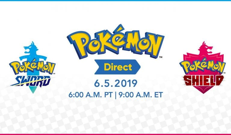 Pokémon Direct Announced for June 5
