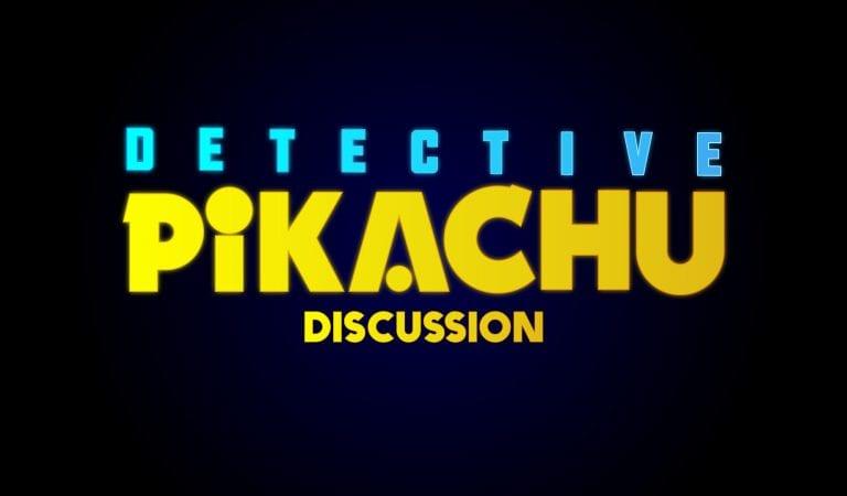 Detective Pikachu Discussion