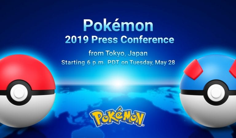 Pokémon 2019 Press Conference Coverage