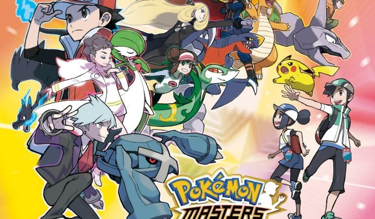 Pokémon Masters Now Available