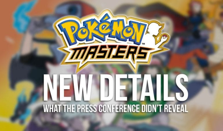 New Details Revealed About Pokémon Masters