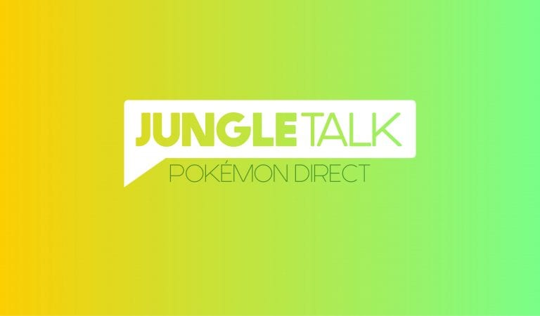 JungleTalk: Pokémon Direct