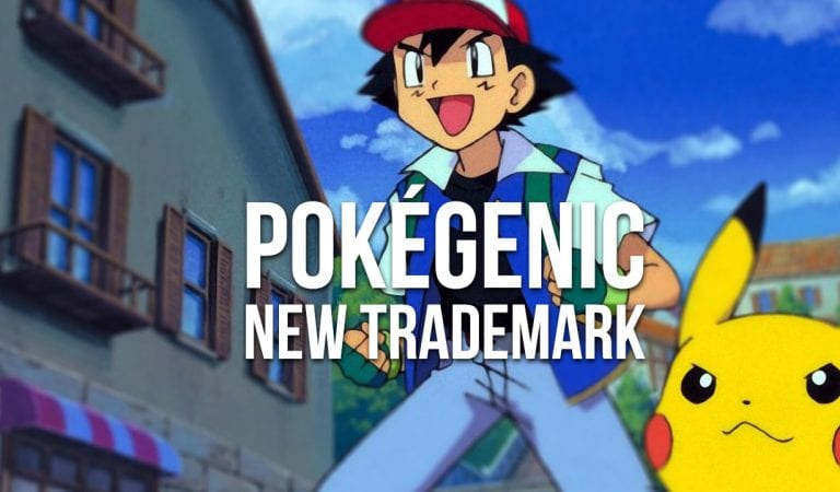 POKEGENIC Trademark Filed in Japan (UPD)
