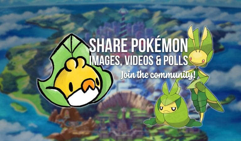 Share Pokémon Images, Videos & Polls on PokéJungle!
