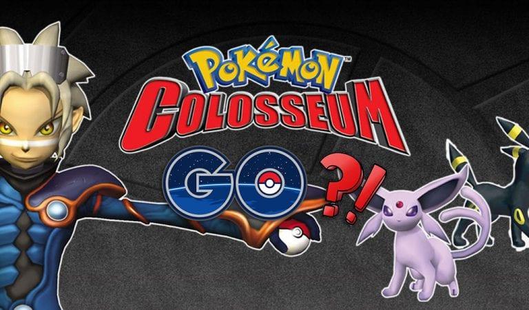 Pokémon GO to Revive Colosseum's Purification Mechanic? (UPD)