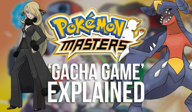 What are 'Gacha Games'?: Preparing for Pokémon Masters