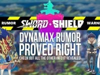 Sword & Shield Dynamax Rumor