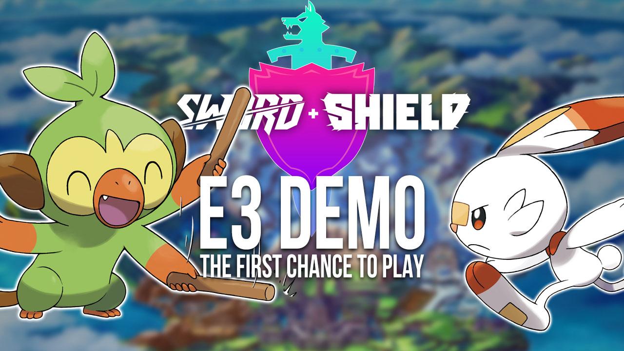 Pokemon Sword Shield Demo Confirmed For E3 Pokejungle
