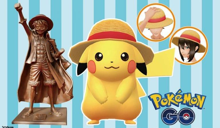 Pokémon GO Announces ONE PIECE Event