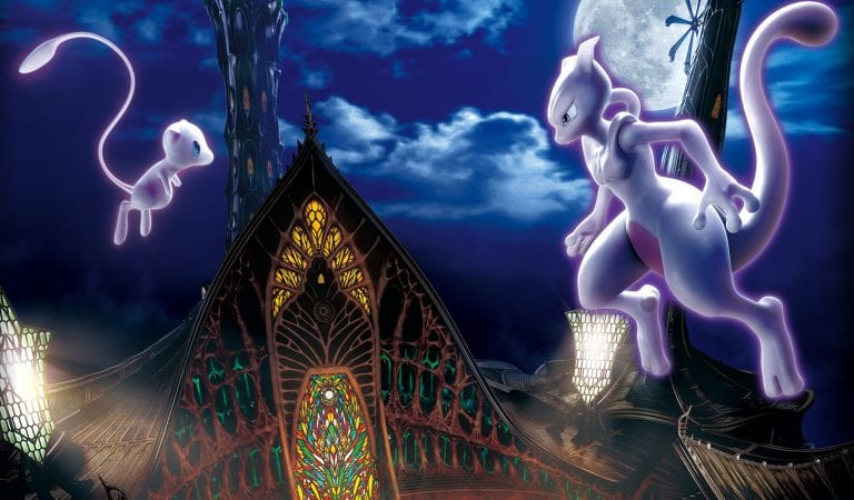 Mewtwo Strikes Back Evolution Impressions