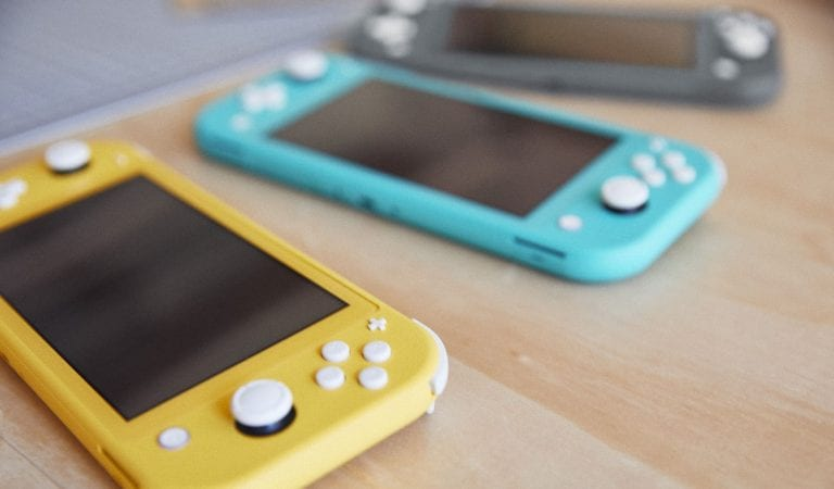 Nintendo Switch Lite Revealed