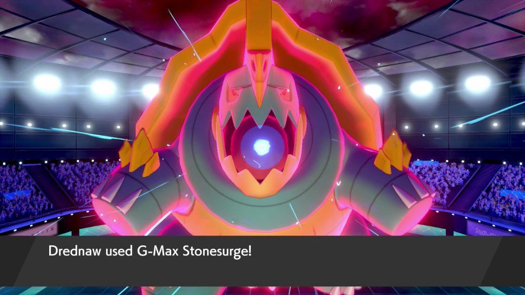 G-Max Stonesurge