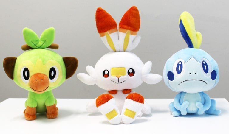 8/31 Pokémon Merchandise Round-up