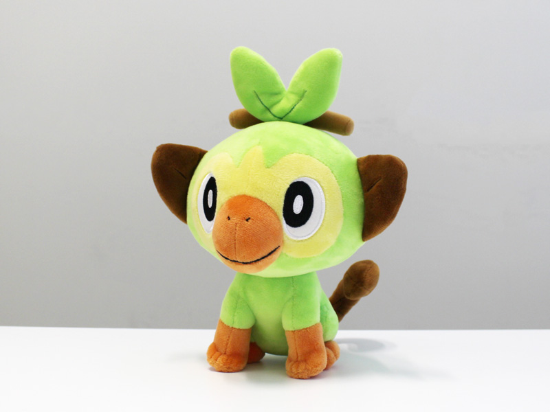Official Grookey plushie